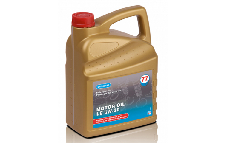 Моторное масло Motor Oil LE 5W-30, 5л