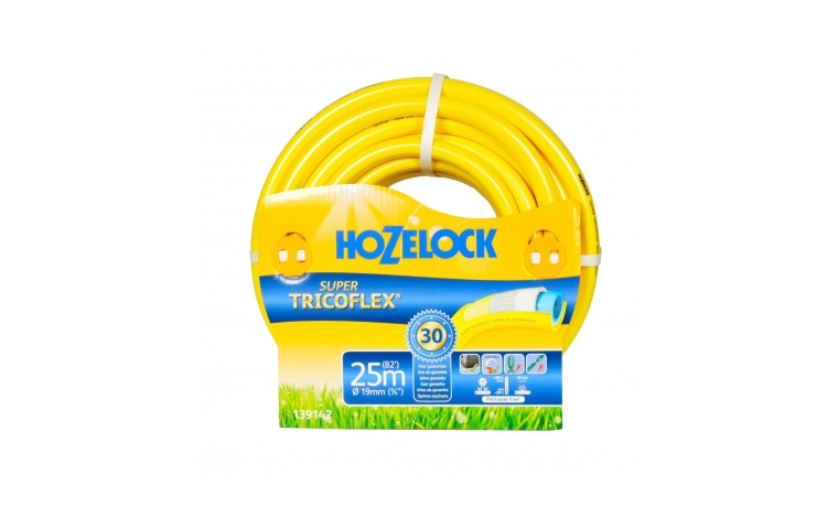 Шланг HoZelock 139142 SUPER TRICOFLEX ULTIMATE 19 mm 25 m